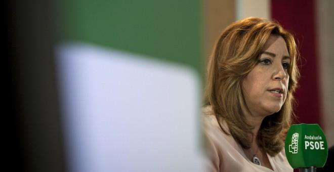 La presidenta andaluza y secretaria general del PSOE-A, Susana Díaz. EFE/Romás Ríos