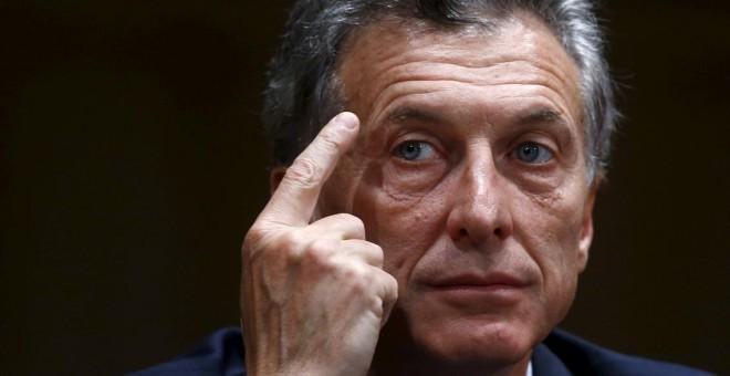 Macri endurece su política migratoria en Argentina / REUTERS