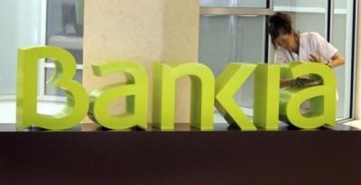 Bankia./ EFE
