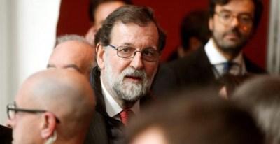 Rajoy, este viernes en una cumbre europea en Gotemburgo. EFE/ Szilard Koszticsak