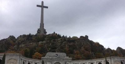 Valle de los Caídos, dónde aún se encuentran las sepulturas de Francisco Franco y José Antonio Primo de Rivera en la Basílica / EUROPA PRESS
