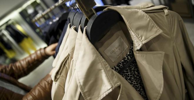 Una de las prendas de Zara