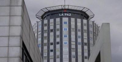 Hospital de La Paz/EFE