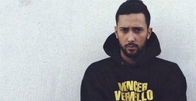 El rapero Valtonyc en una imagen de archivo.