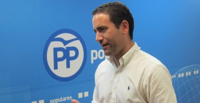 El secretario general del PP, Teodoro García Egea./EUROPA PRESS