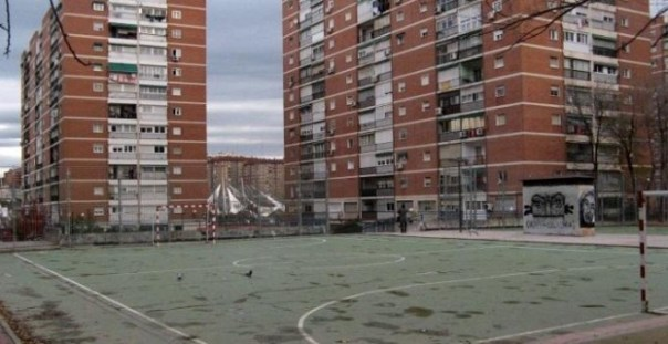 Foto del Barrio del Pilar, en Madrid. Fuente: Barriodelpilar.com