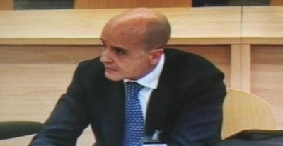 El inspector del Banco de España José Antonio Delgado Manzanares. | Europa Press