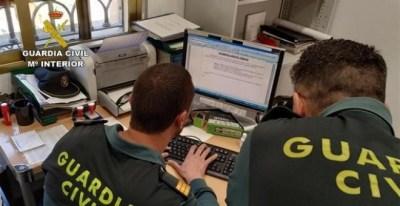 Investigados cuatro empresarios de Chiclana acusados del homicidio imprudente de un trabajador. Guardia Civil