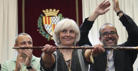 Image result for alcaldesa de badalona