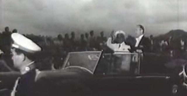 Francisco Franco a su llegada a Donostia el 20 de agosto de 1962.- OBJETIVO: MATAR A FRANCO