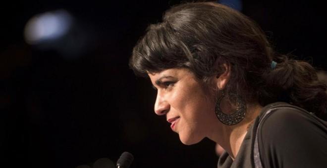 Teresa Rodríguez es uno de los rostros de la 'nueva política'. EFE