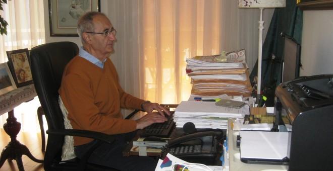 Antonio Moreno Alfaro, creador de la web estafaluz.