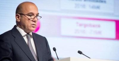 El exconsejero delegado del Banco Popular Pedro Larena. / EFE
