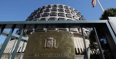 Seu del Tribunal Constitucional.