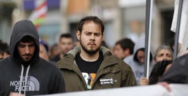El rapero Pablo Hásel /EFE
