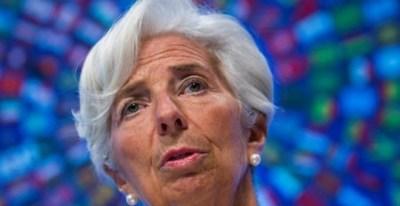 Christine Lagarde, la directora del Fondo Monetario Internacional (FMI). / EFE