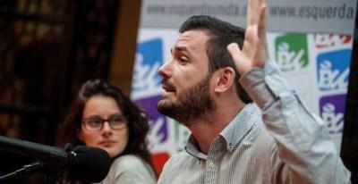 Eduardo Garzón en una imagen de archivo.