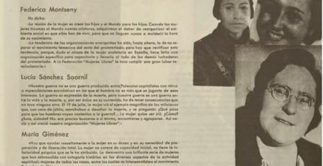 Women Free Magazine, Barcelone, nº 11.