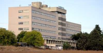 El hospital San Juan de la Cruz