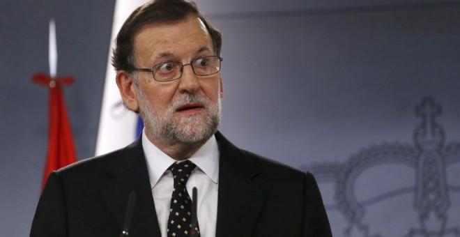 El presidente del Gobierno, Mariano Rajoy, en una imagen de archivo. REUTERS/Juan Medina