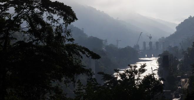 Selva de Guatemala donde opera Oxec.