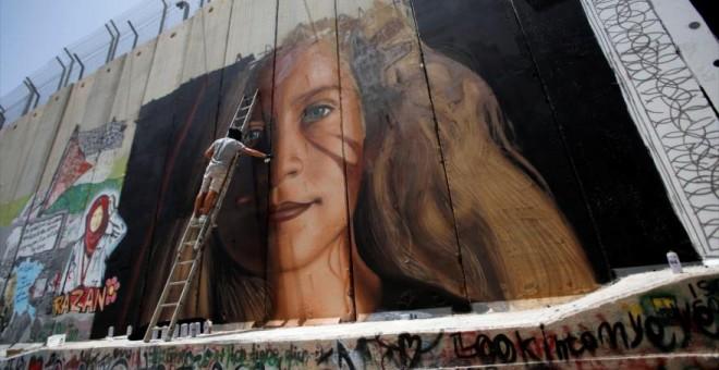 Ahed Tamimi - AFP