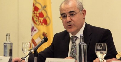 Fotografía de archivo del juez Pablo Llarena. - EFE