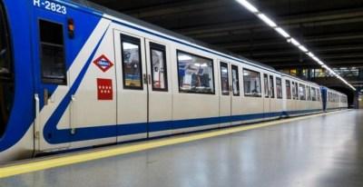 Imagen del Metro de Madrid. ARCHIVO/EUROPA PRESS