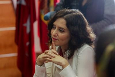 Dominio Público - Isabel Díaz Ayuso y la España 'paleta'