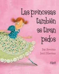 Las princesas también se tiran pedos