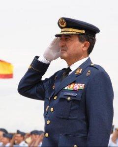 Carlos Gómez Arruche, teniente general del Ejército del Aire retirado. MD