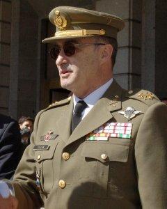 Carlos Villar Turrau, ex Jefe del Estado Mayor del Ejército. ET
