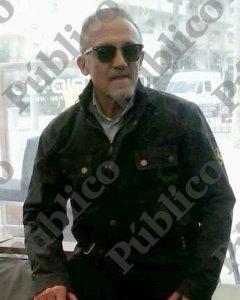 Manuel Murillo Sánchez, detenido por planear presuntamente un atentado contra el presidente del Gobierno, Pedro Sánchez. /PÚBLICO