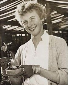 Betty Cuthbert.