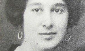 Josefa García Segret, maestra socialista represaliada por el franquismo.