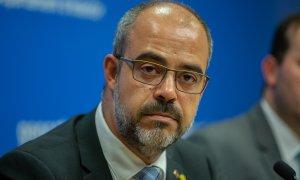 El conseller d'Interior, Miquel Buch. David Zorrakino / Europa Press