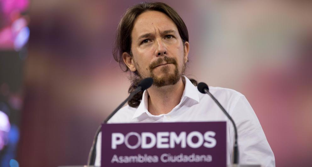 El bulo del jefe de gabinete de Toni Cantó sobre Pablo Iglesias y el levantamiento armado