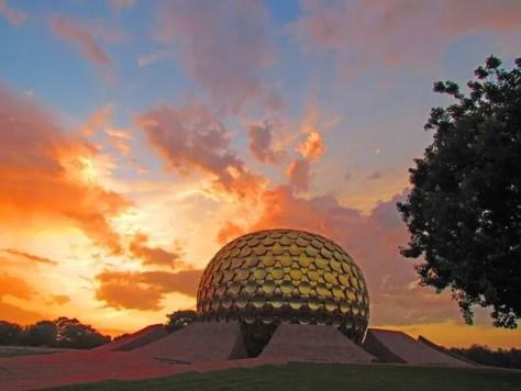 AurovilleAuroville la Ciudad Donde Puedes Vivir Gratis