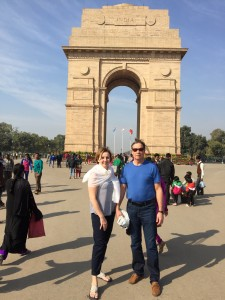 India Gate, Feb1