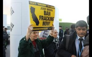 Nun Against Fracking