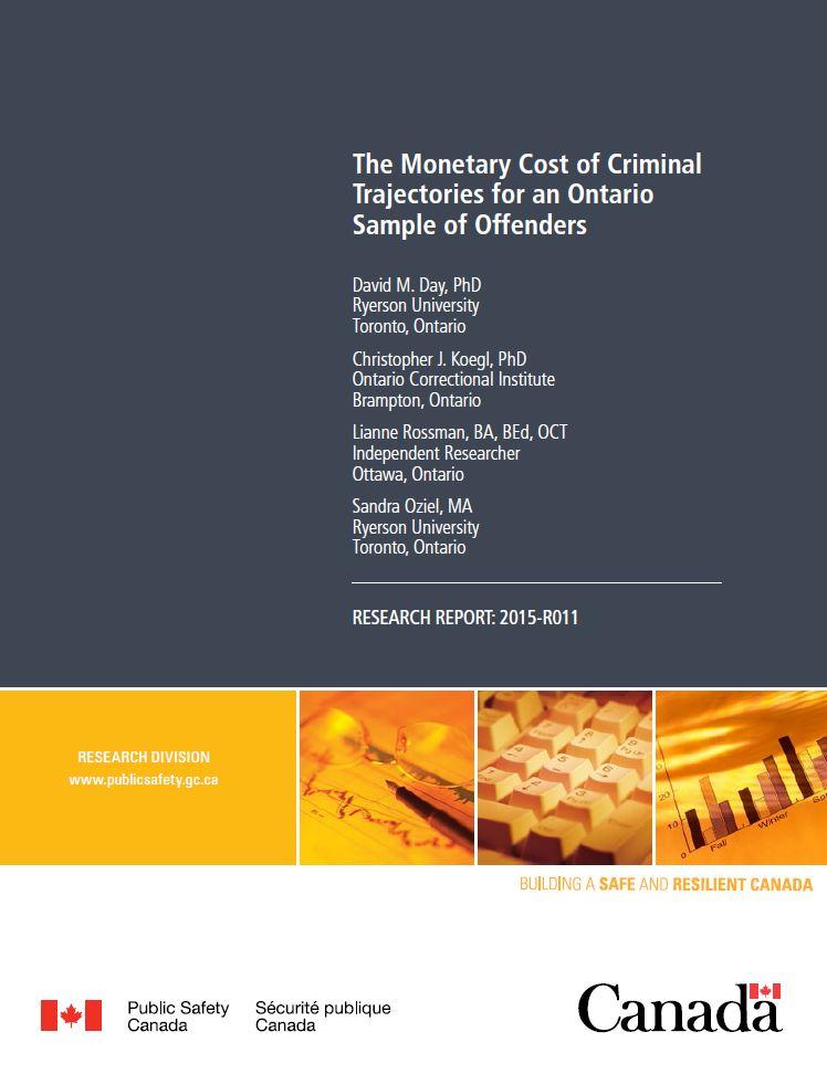 Report En Brochure Correctional Examples