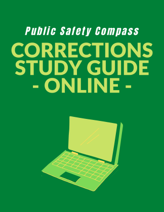 Corrections Study Guide Cover