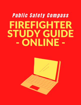 Firefighter Study Guide Online Cover