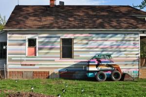 Design 99, The Power House and Neighborhood Machine, 2008-present. © Gina Reichert and Mitch Cope