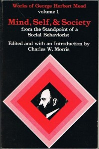 Book cover of Mind, Self, & Society by George Herbert Mead © University of Chicago Press   Amazon.com