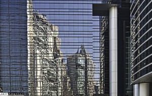 Citibank mirrors HSBC © Jay Aremac | Flickr
