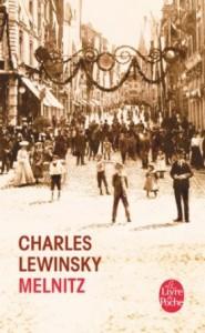 Book cover of Melnitz by Charles Lewinsky © Le Livre de Poche   Amazon.fr