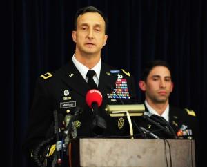 Brig. Gen. Mark S. Martins, Al-Nashiri's military commission prosecutor © Kilho Park | Wikimedia Commons