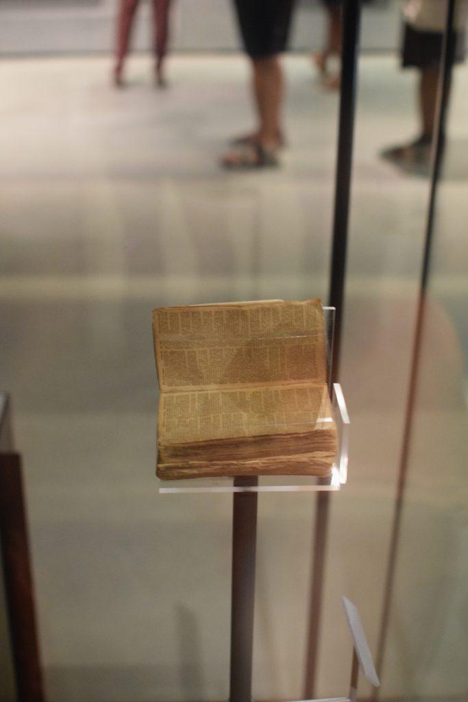 Nat Turner's Bible © Lauren Burke