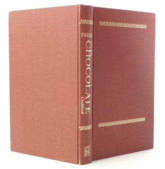 The Big Chocolate Cookbook Hollow Book Safe